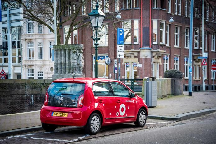 Amsterdam telt met ruim 7.000 stuks de meeste deelauto's