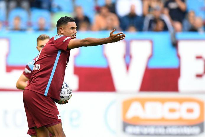 Danilho Doekhi keert terug in de basis bij Vitesse.