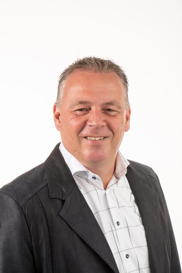 Wethouder Peter van Steen (Gemeentebelangen)