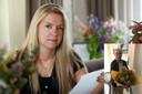 Merel Krol verloor haar opa aan een ongeluk op de Eerdsebaan. In een brief roept ze de provincie op de weg veiliger te maken.