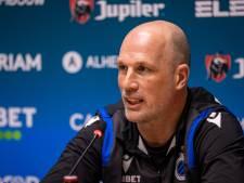 """Philippe Clement, le coach du Club Bruges: """"Anderlecht a sa place en playoffs 1. Mais Ostende aussi"""""""