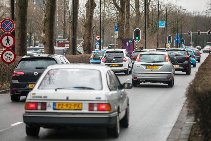 Beeld ter illustratie:  Prinses Beatrixlaan in Rijswijk