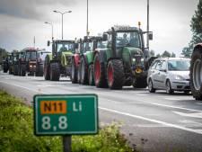 Jongeren op de bon geslingerd voor joyriden met tractor