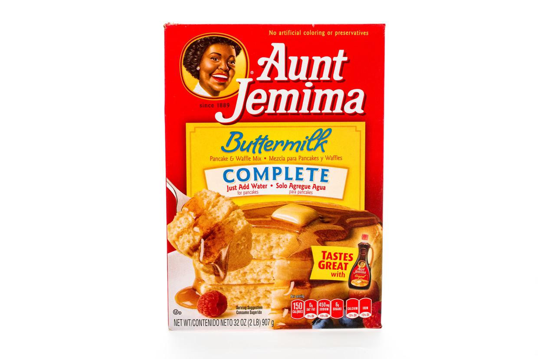 Aunt Jemima verdwijnt. Beeld Shutterstock