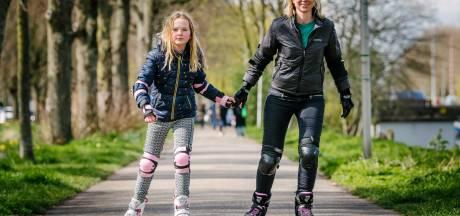 Skaten is een work-out op wielen: 'Het voelt voor mij als zweven'
