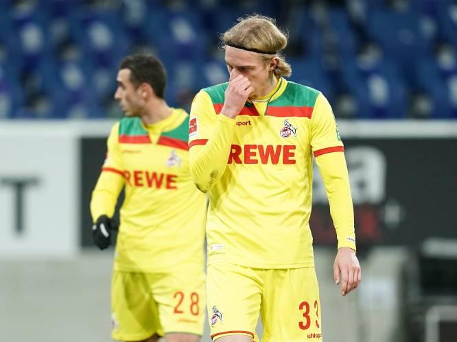 """Sebastiaan Bornauw speelt in Bundesliga tegen degradatie, maar volgt de club van zijn hart nog op de voet: """"Ik verwacht dat Anderlecht play-off 1 haalt"""""""