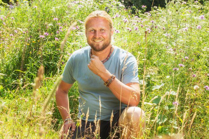 Jasper Helmantel van kwekerij Cruydt-Hoeck: ,,Er zijn heel veel lieve, leuke wilde planten.''