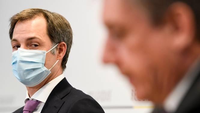 Vlaamse regering zet De Croo onder druk met 'Plan van de vrijheid'