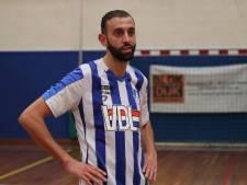 Zaalvoetballers FC Eindhoven zien eerste prijs aan zich voorbij gaan