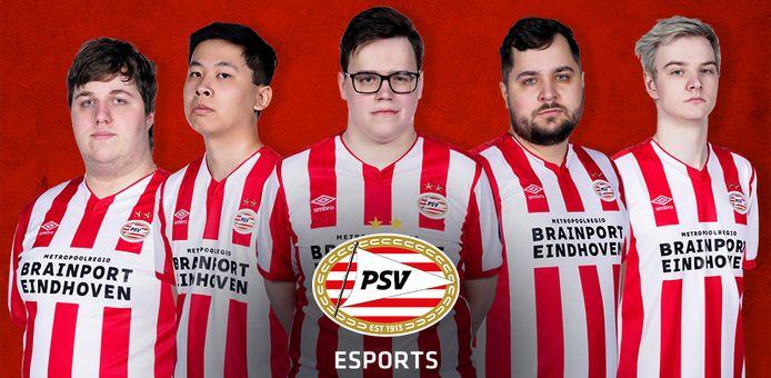 Het League of Legends-team van PSV kreeg flinke kritiek.