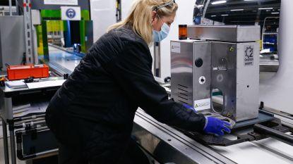 SEAT maakt beademingstoestellen van ruitenwissermotors