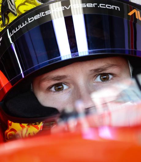 Visser test in Formule E in Saoedi-Arabië