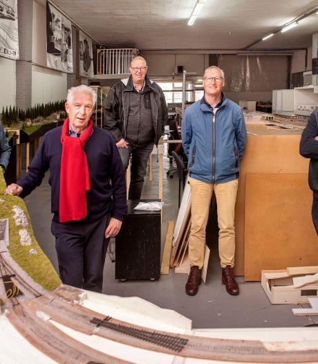Verenigingen in hun nopjes met onderdak bij Loods 11 op industrieterrein Etten-Leur