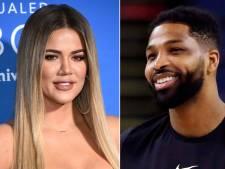 Verzoening Khloé Kardashian en Tristan Thompson blijkt van korte duur