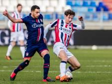 Spieringhs speelde al tegen topclubs, maar vond Emmen-thuis pas echt spannend: 'Ik kreeg geen hap door m'n keel'