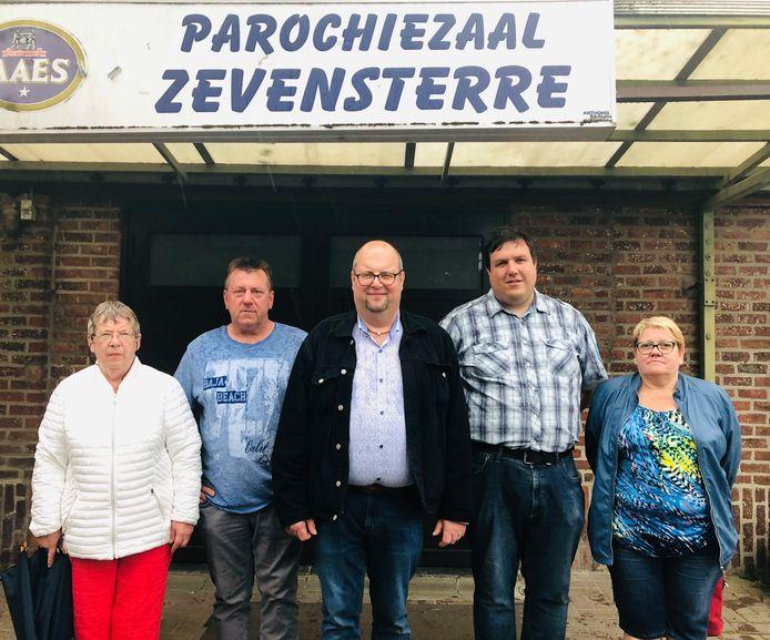 Beigem, verenigingen, parochiezaal Zevensterre (foto van voor corona - 2018)