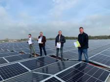 Heusden gaat vaart maken met zon-op-dak bij bedrijven en neemt ondernemers werk uit handen