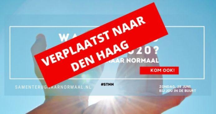 Pech voor iedereen die zondag in Rotterdam wilde protesteren tegen de corona-restricties: de Veiligheidsregio Rotterdam-Rijnmond heeft de demonstratie verboden uit angst voor ongeregeldheden.