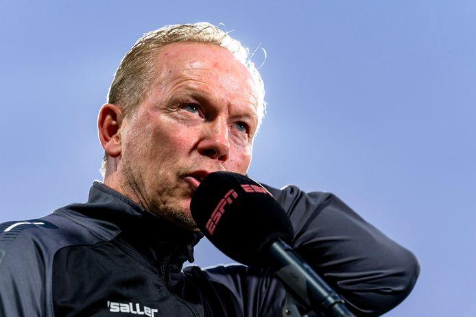 Helmond Sport-trainer Wil Boessen verwacht dat het spel van zijn ploeg in de derby een eenmalige negatieve uitschieter is.