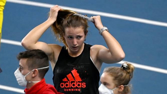 Hanne Maudens klaar voor eerste EK indoor als 400m-loopster