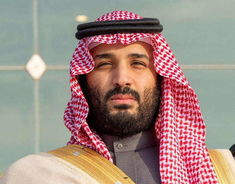 Mohammad bin Salman. Beeld REUTERS