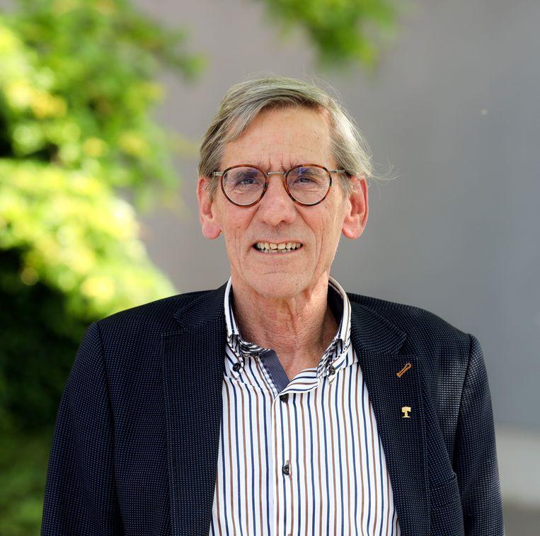 Sjoerd Bulstra, orthopeed Beeld Henk Veenstra