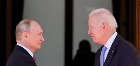 Biden en Poetin zetten ambassadeurs weer op hun posten: 'Het was constructief'