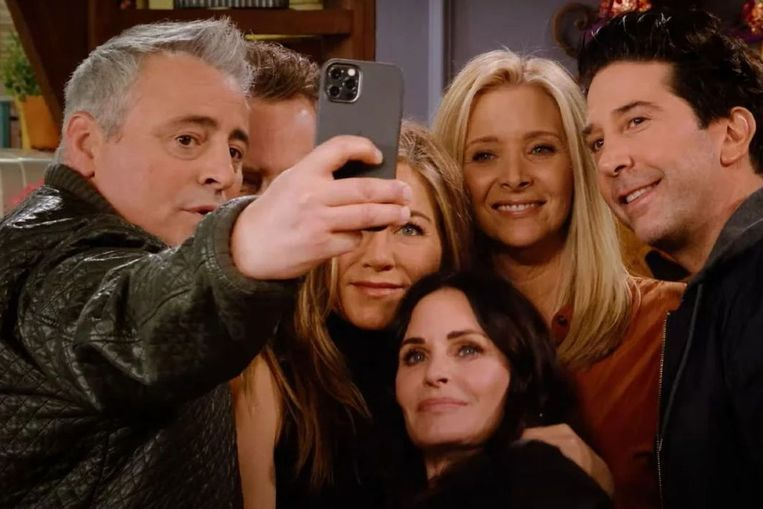 Friends Reunion Special Beeld HBO