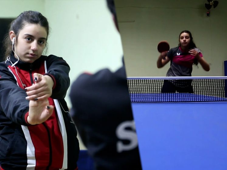Deze 11-jarige plaatst zich voor de Olympische Spelen