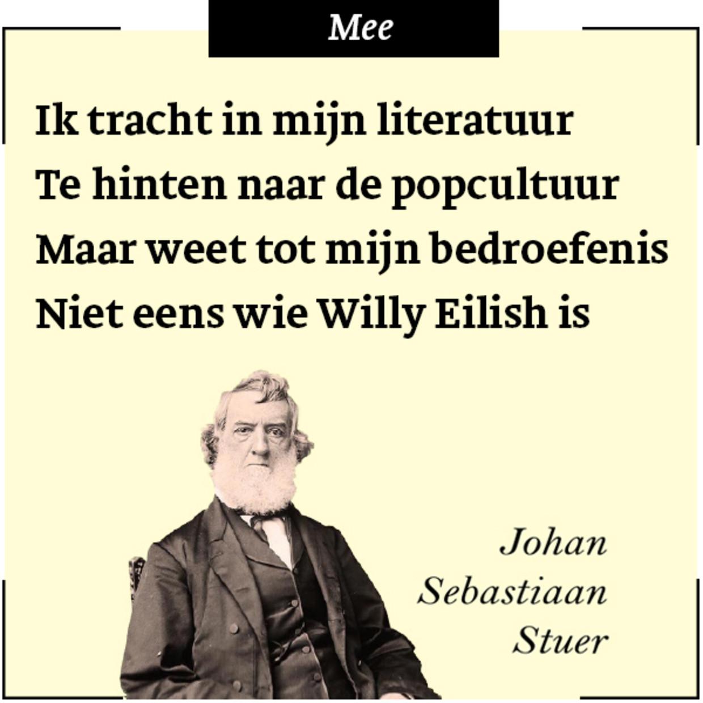 Johan Sebastiaan Stuer 37: Mee Beeld Humo
