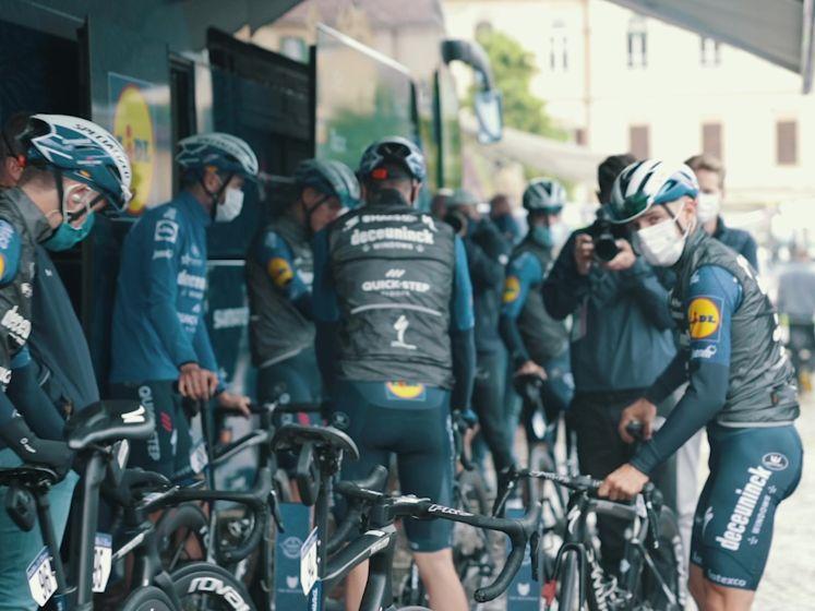 Mis niets van de Giro met HLN!