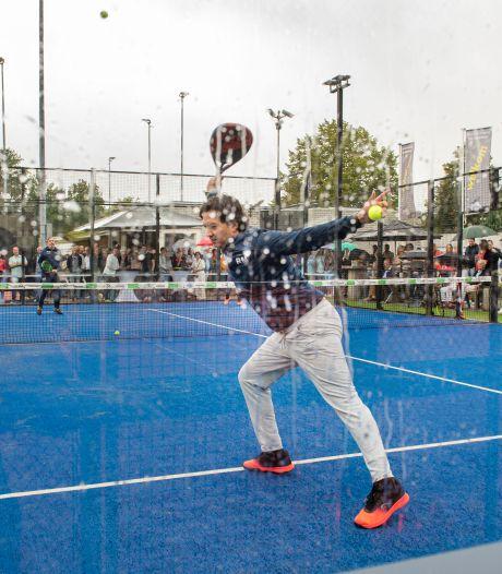 Jubilerende tennisvereniging De IJpelaar is dol op padel