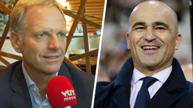"""CEO voetbalbond: """"Vóór het EK moeten gesprekken rond contract met Martínez afgerond zijn """""""