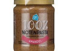 Albert Heijn waarschuwt voor notenpasta met amandel: pinda's in deel van potten