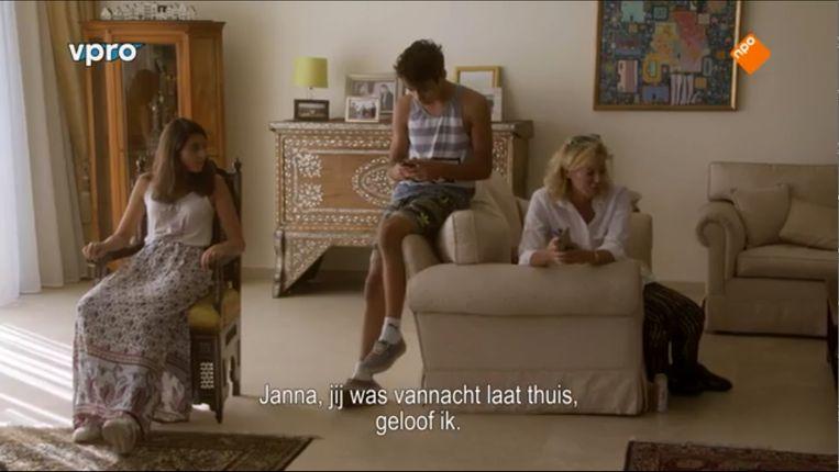 Beeld uit de VPRO-documentaire Sigrid Kaag: van Beiroet tot Binnenhof. Beeld
