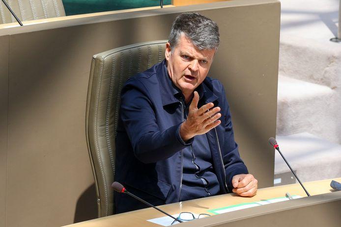 Vlaams minister van Binnenlands Bestuur Bart Somers (Open Vld)