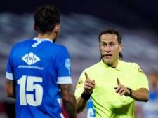 Arbiter Pérez fluit na twee jaar weer duel van GA Eagles