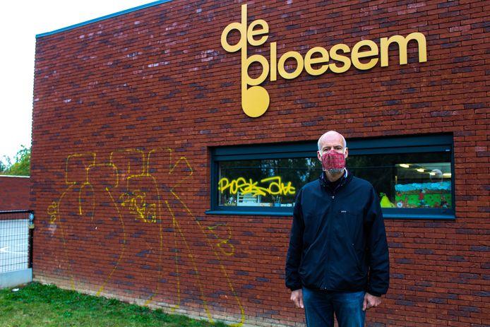 Directeur van De Bloesem, Geert Van Damme, is op zoek naar getuigen.