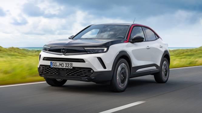 Nieuwe Opel Mokka: elektrisch vanaf €34.399