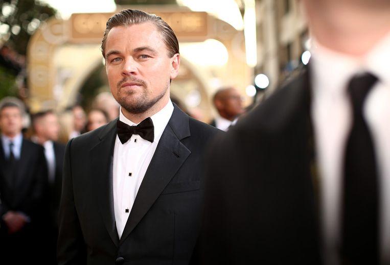 Leonardo DiCaprio Beeld getty