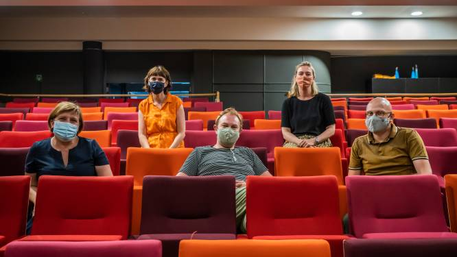 Cultuurcentrum Belgica stoomt zich klaar voor zomer in openlucht en goed gevuld najaar