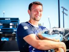 """Joachim Gérard, vainqueur de l'Open d'Australie: """"Un sentiment incroyable!"""""""