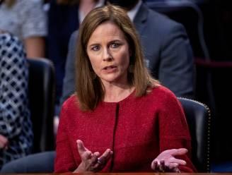 """Kandidaat-opperrechter Amy Coney Barrett: """"Nog nooit iemand gediscrimineerd op basis van seksuele voorkeur"""""""
