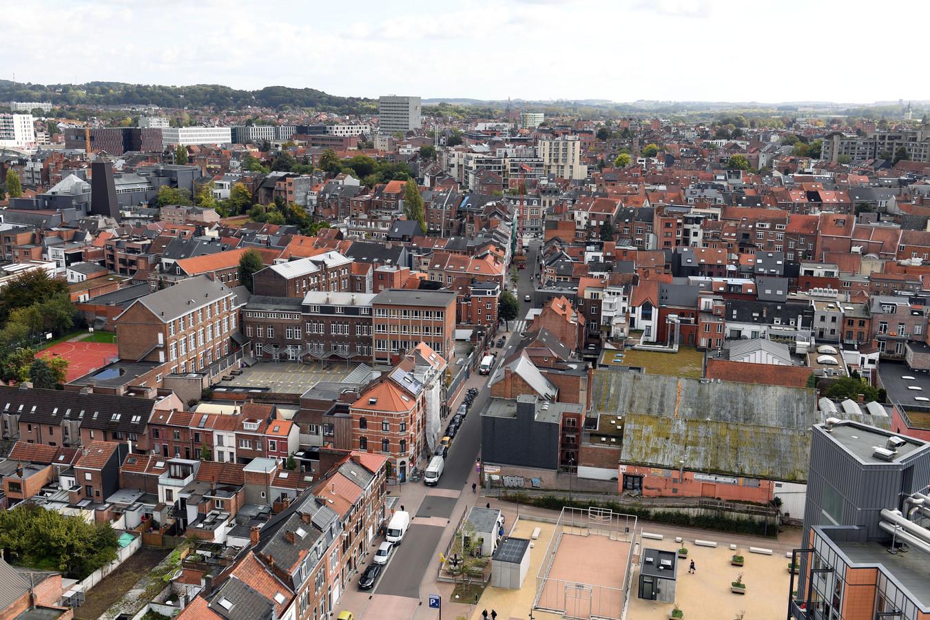 In het boek 'Leuven Vice Versa' lees je alles over 25 jaar stadsvernieuwing.