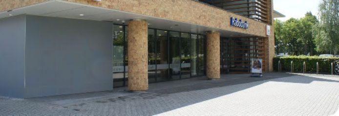 Het Rabobank-kantoor in Elburg sluit vanaf 1 juli definitief de deuren.