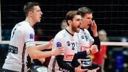 Roeselare gaat zwaar onderuit tegen Kedzierzyn-Kozle op tweede speeldag Champions League volleybal