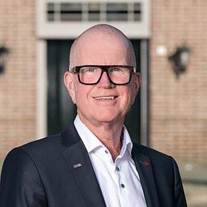 Wethouder Theo Maas