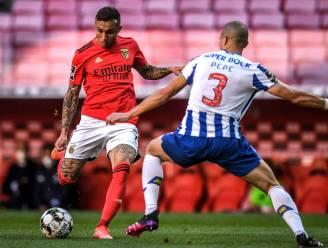 Sporting na 19 jaar bijna weer Portugees kampioen na gelijkspel tussen achtervolgers Porto en Benfica