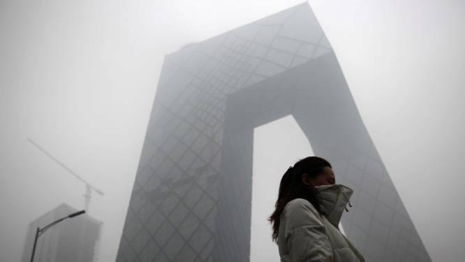 Chinese overheid pakt smog aan: één barbecue per keer