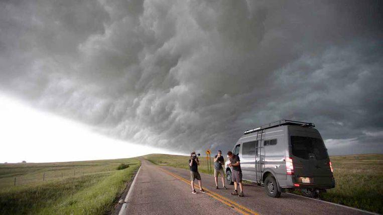 'Storm Rising' Beeld RV